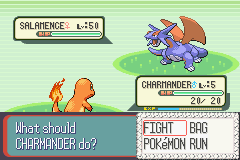 Pokemon Frosty - Battle  - .....awkward - User Screenshot